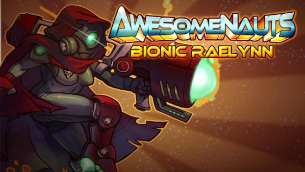 Awesomenauts - Bionic Raelynn on PC screenshot #1