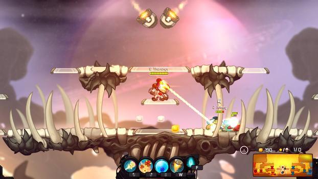 Awesomenauts - Blast from the Past Bundle on PC screenshot #2