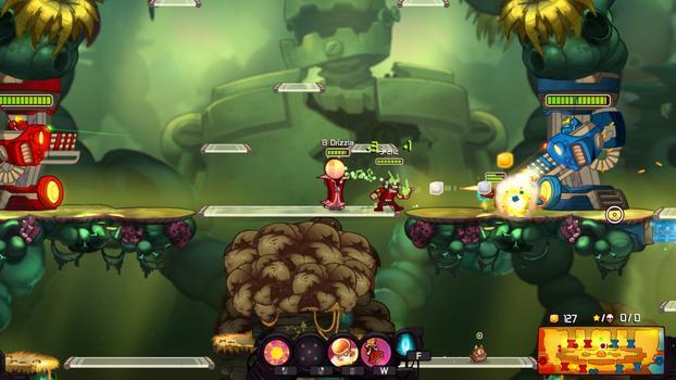 Awesomenauts - Blast from the Past Bundle on PC screenshot #3