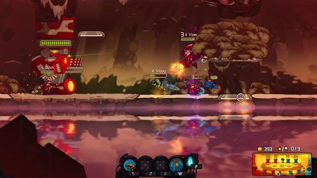 Awesomenauts - Bumble Gnaw Skin on PC screenshot #3