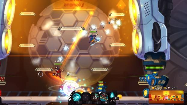 Awesomenauts - Coco Hawaii Skin on PC screenshot #2