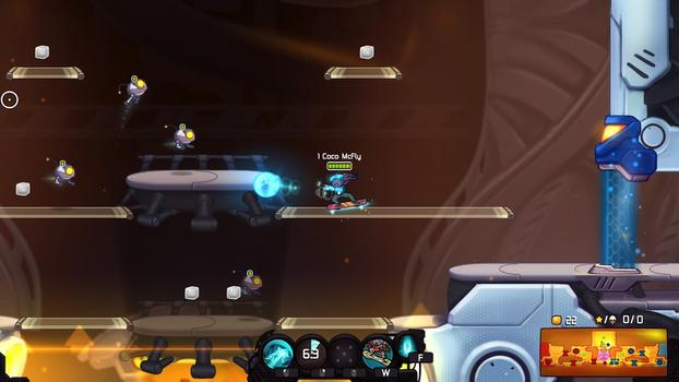 Awesomenauts - Coco McFly on PC screenshot #5