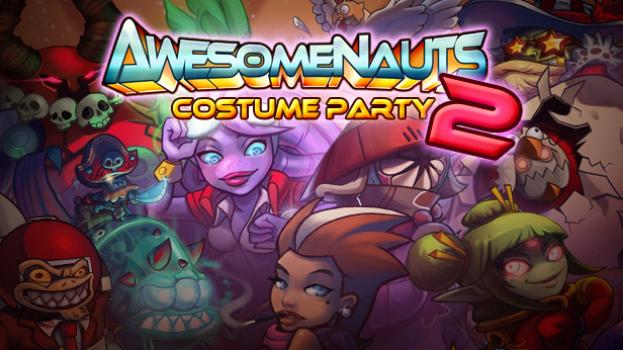 Awesomenauts - Costume Party 2 on PC screenshot #1