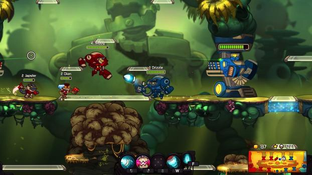 Awesomenauts - Costume Party 2 on PC screenshot #2