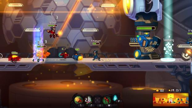 Awesomenauts - Costume Party 2 on PC screenshot #5
