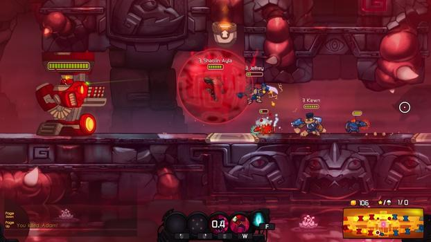 Awesomenauts - Costume Party 2 on PC screenshot #6