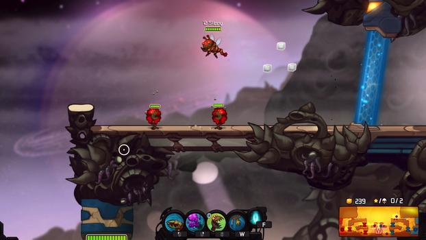 Awesomenauts - Costume Party Bundle on PC screenshot #1