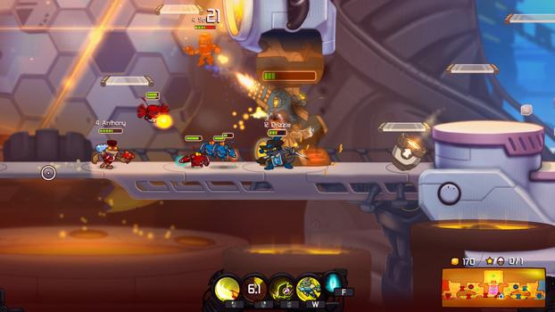 Awesomenauts - Costume Party Bundle on PC screenshot #8