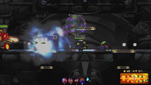 Awesomenauts: Cynical Vinnie & Total Spike on PC screenshot #3