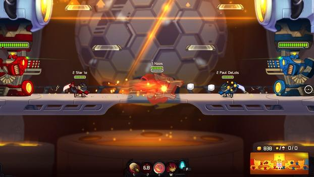 Awesomenauts - Desperado Penny on PC screenshot #3