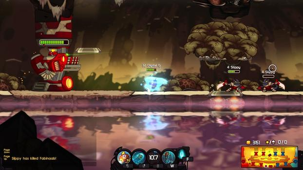 Awesomenauts: Digital G Skin on PC screenshot #2