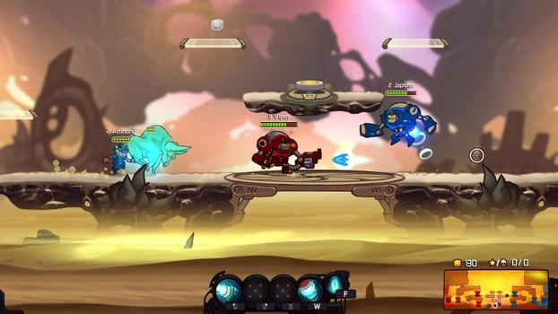 Awesomenauts - Expendable Clunk Skin on PC screenshot #2