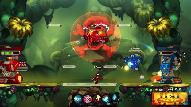Awesomenauts - Expendable Clunk Skin on PC screenshot #1