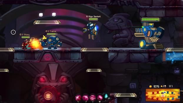Awesomenauts - Giga Sentorii Skin on PC screenshot #3