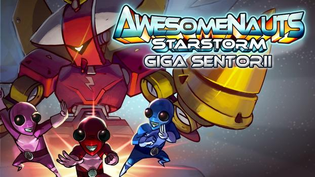 Awesomenauts - Giga Sentorii Skin on PC screenshot #1
