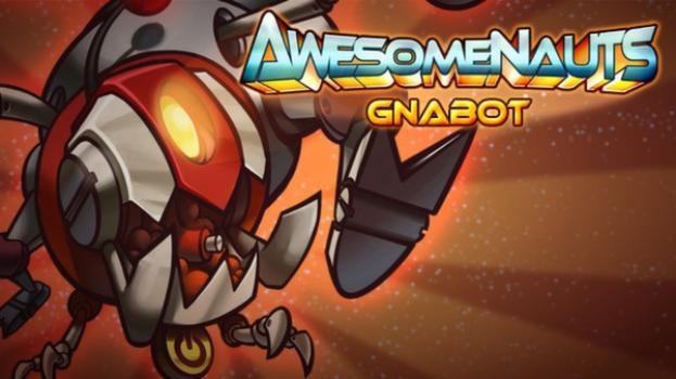 Awesomenauts - Gnabot on PC screenshot #1