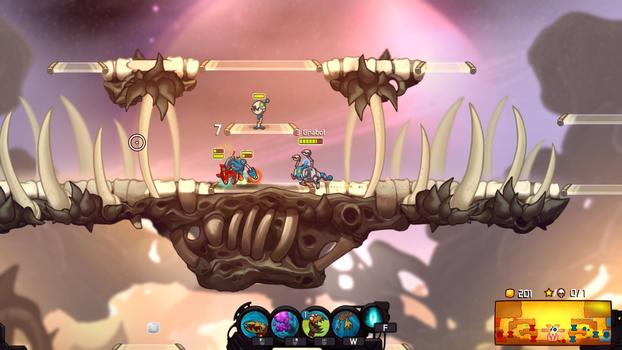 Awesomenauts - Gnabot on PC screenshot #5