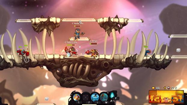 Awesomenauts - Grandmaster Splash Skin on PC screenshot #2