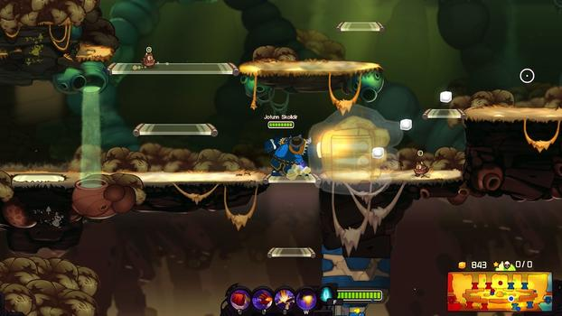 Awesomenauts - Jotunn Skølldir on PC screenshot #7
