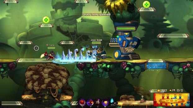Awesomenauts - Jotunn Skølldir on PC screenshot #5