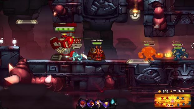 Awesomenauts - Jotunn Skølldir on PC screenshot #4