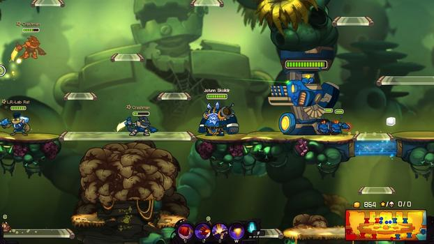 Awesomenauts - Jotunn Skølldir on PC screenshot #2