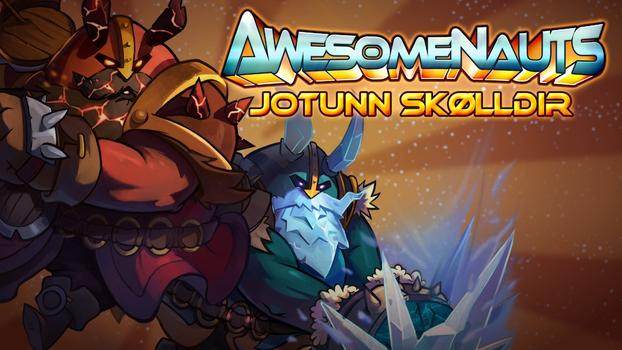 Awesomenauts - Jotunn Skølldir on PC screenshot #1