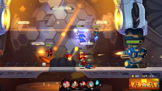 Awesomenauts - Kage Genji on PC screenshot #4