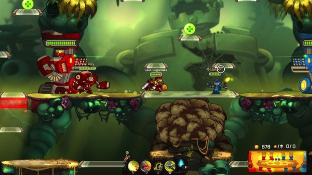 Awesomenauts - Leon Legionnaire on PC screenshot #6