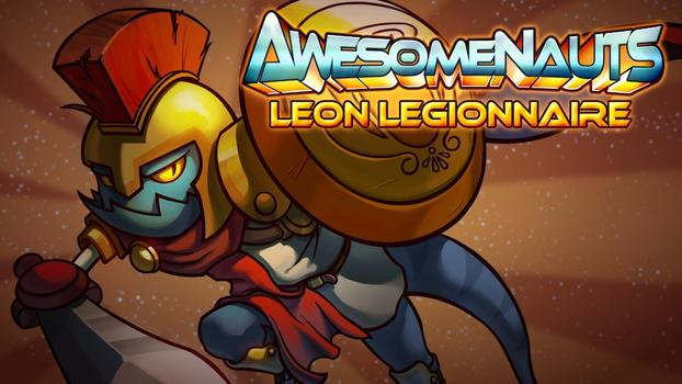 Awesomenauts - Leon Legionnaire on PC screenshot #1