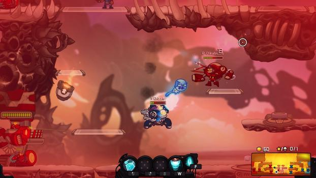 Awesomenauts - Mean and Green Bundle on PC screenshot #2