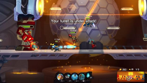 Awesomenauts - Mean and Green Bundle on PC screenshot #1