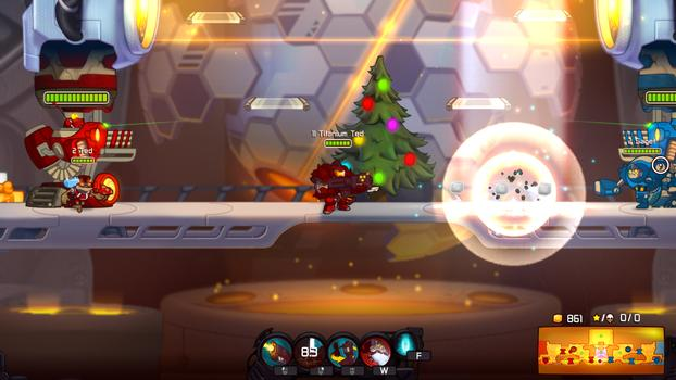 Awesomenauts - Party Boy McPain on PC screenshot #4