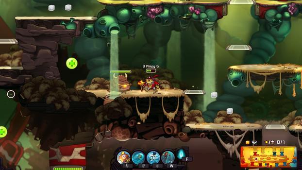 Awesomenauts - Pimpy G Skin on PC screenshot #4