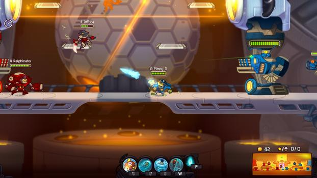 Awesomenauts - Pimpy G Skin on PC screenshot #3