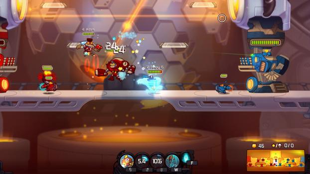 Awesomenauts - Pimpy G Skin on PC screenshot #2