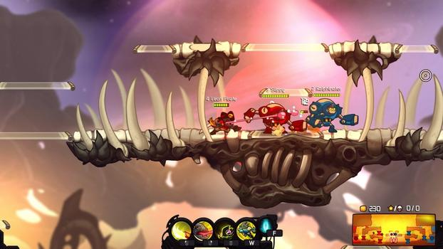 Awesomenauts: Pirate Leon Skin on PC screenshot #4