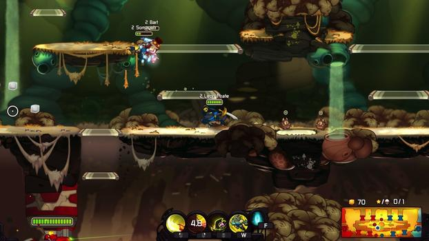 Awesomenauts: Pirate Leon Skin on PC screenshot #2