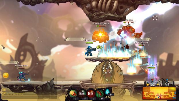 Awesomenauts: Starstorm on PC screenshot #6
