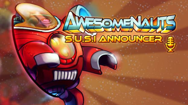 Awesomenauts - SUSI Announcer on PC screenshot #1