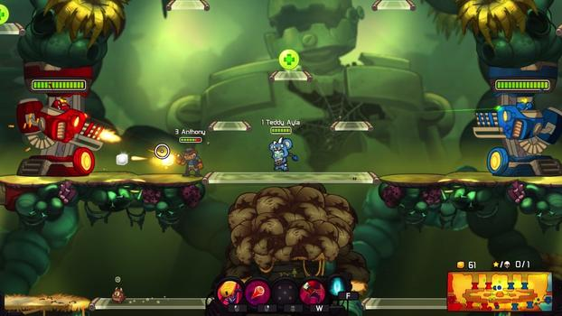 Awesomenauts - Teddy Ayla on PC screenshot #4