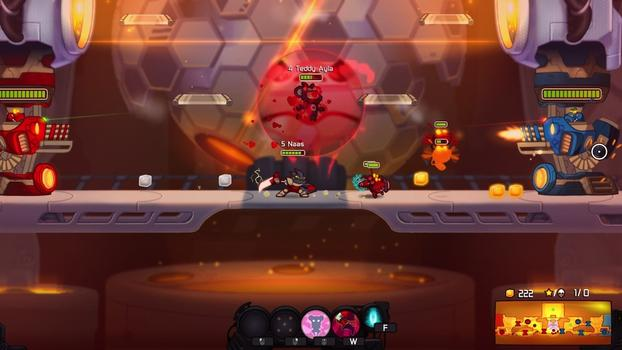 Awesomenauts - Teddy Ayla on PC screenshot #3