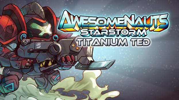 Awesomenauts: Titanium Ted on PC screenshot #1
