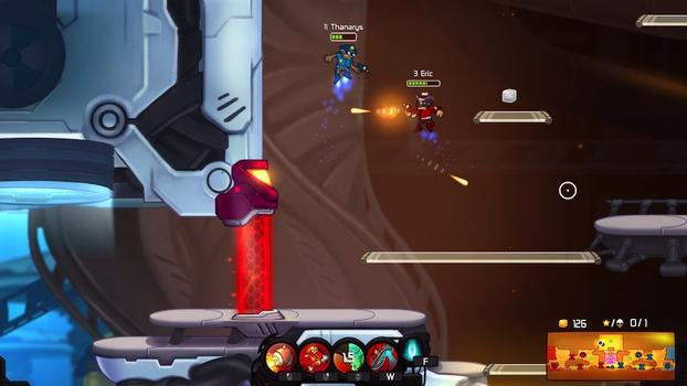 Awesomenauts - Tropical Thunder Bundle on PC screenshot #3