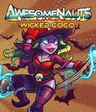 Awesomenauts - Wicked Coco Skin