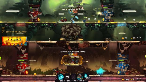 Awesomenauts on PC screenshot #4