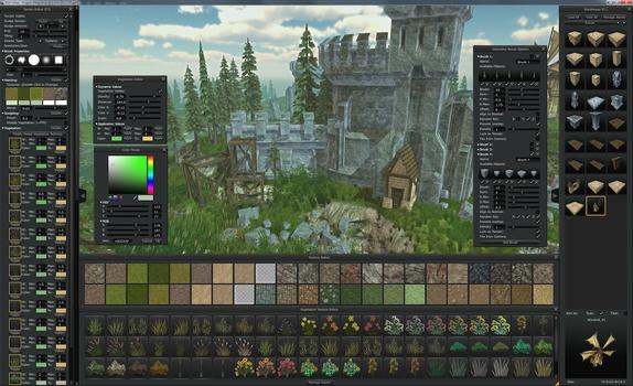 Axis Game Factory V3 on PC screenshot #4