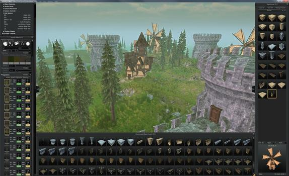 Axis Game Factory V3 on PC screenshot #2