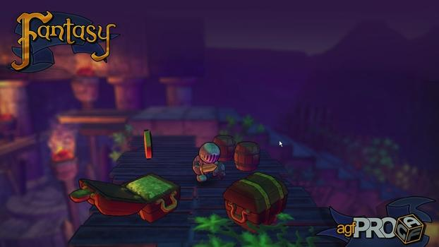Axis Game Factory's AGFPRO Fantasy Side-Scroller Player on PC screenshot #8