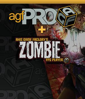 Axis Game Factory's AGFPRO & Zombie FPS Player